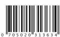 10er package Barcodes